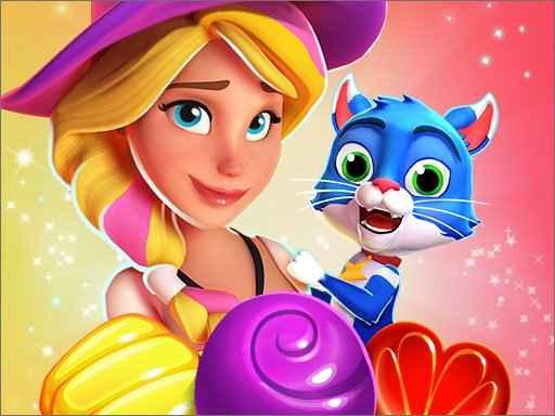 Jogar Candy Match 3 Jelly Gratis Online