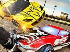 Jogar Demolition Derby Car Arena Gratis Online