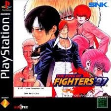 The King Of Fighters '97 – PS1