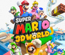 Super Mario 64 3D World