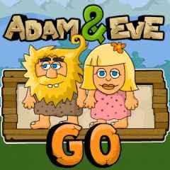 Jogar Adam & Eve Go Gratis Online