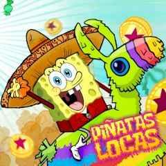 SpongeBob SquarePants Pinatas Locas