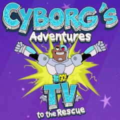 Teen Titans Go! TV to the Rescue