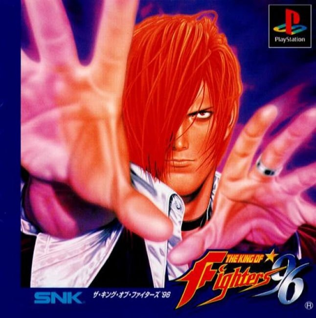 The King of Fighters '96 – PS1
