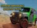 Jogar Extreme Impossible Monster Truck Gratis Online