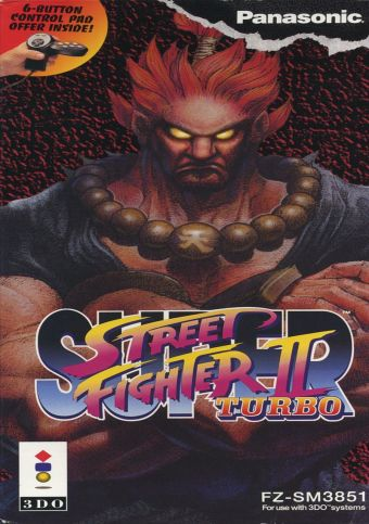 Super Street Fighter II Turbo – 3DO