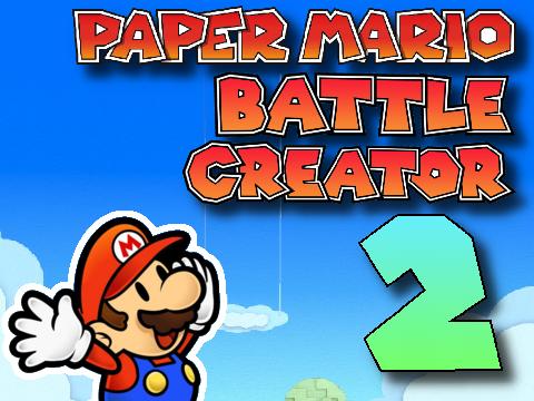 Paper Mario Battle Creator 2