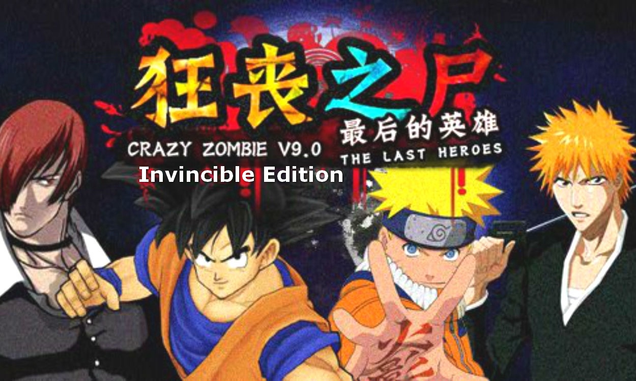 Crazy Zombie V9.0 – Invincible Edition