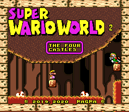 Super Wario World 2: The Four Castles