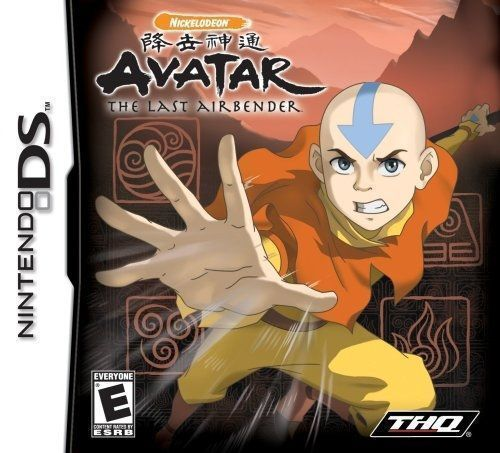 Avatar – The Last Airbender (USA) – NDS