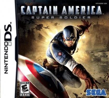 Captain America – Super Soldier – NDS