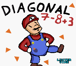 Super Diagonal Mario 2 – The Ultimate Meme Machine