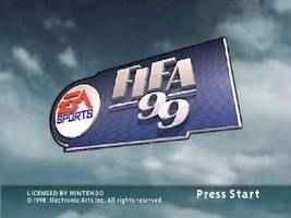 FIFA 99 – N64