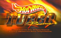 Hot Wheels Turbo Racing Online N64