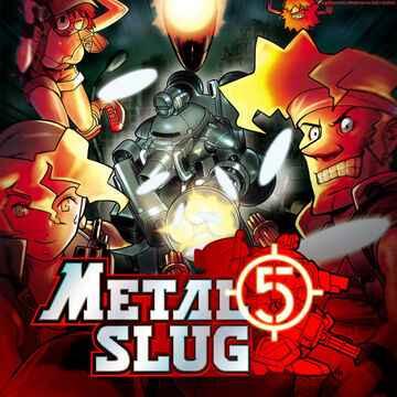 Metal Slug 5 – Neo-Geo