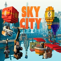 Minecraft: Sky City Adventure