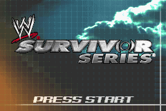 WWE – Survivor Series