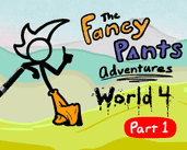 The Fancy Pants Adventures: World 4 part 1