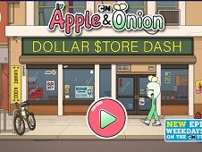 Apple and Onion Dollar Store Dash