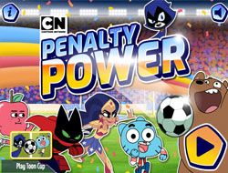 Cartoon Network Penalty Power