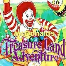 McDonald's Treasure Land Adventure (Prototype)