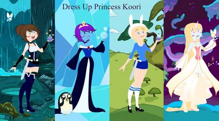 Dress Up Princess Koori Ver. 2