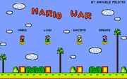 Mario War (DOS)