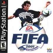 FIFA 2001 (USA) – PS1