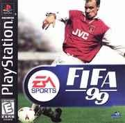 FIFA 99 (USA) – PS1
