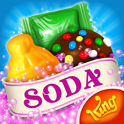 Candy Crash Soda Saga