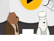We Bare Bears Storyboard