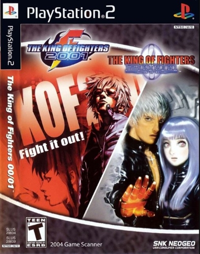 The King of Fighters 2000 – PS2