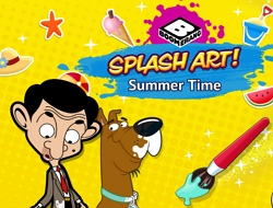 Boomerang Splash Art! Summer Time