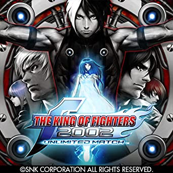 The King of Fighters 2002 – PS2