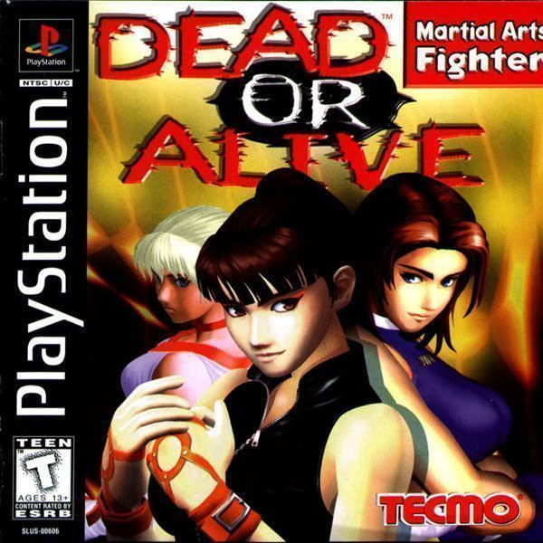 Dead or Alive – PS1