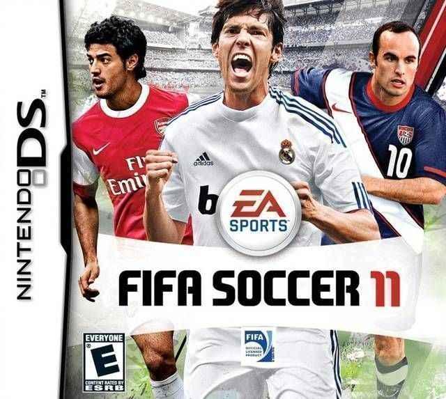 FIFA 11 – NDSi Enhanced