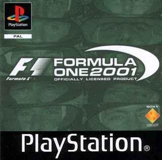 Formula 1 2001 – PS1