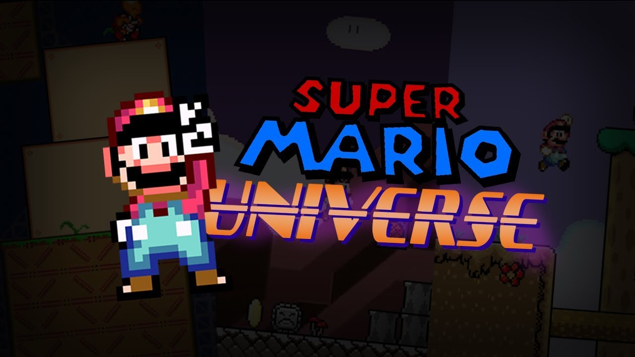 Super Mario World – Super Mario Universe