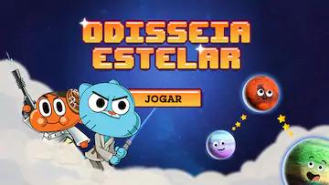 Play Odisseia Estelar | Gumball