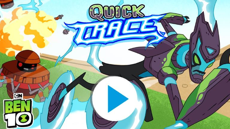 Ben 10 – Quick Trace