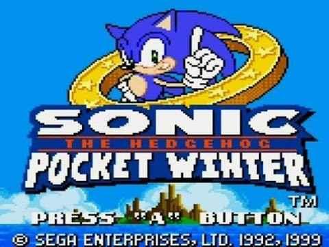 Sonic Pocket Winter