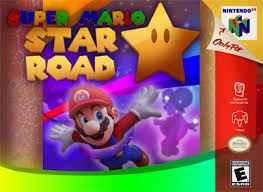 Super Mario Star Road (Final)