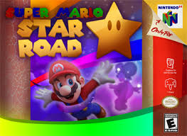 Play Super Mario Star Road (Final)