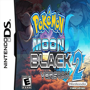 Pokemon Moon Black 2 – NDS