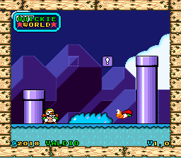 Super Mario World – Quickie World
