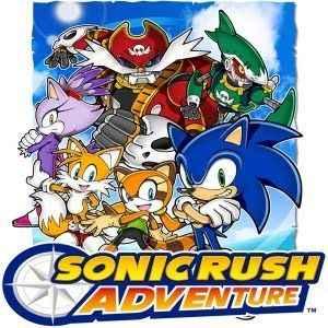 Sonic Rush Adventure – NDS