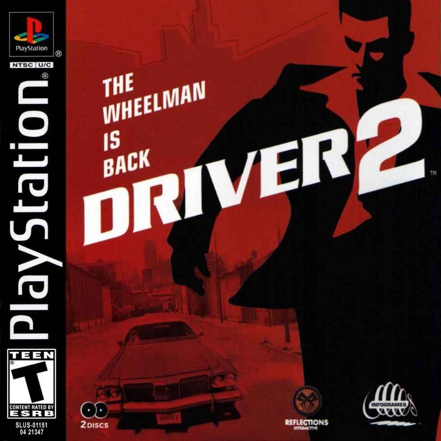Driver 2 (PSX)