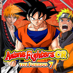Play ANIME FIGHTERS CR: F7