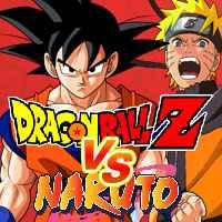 Play DRAGON BALL VS NARUTO CR: VEGETA