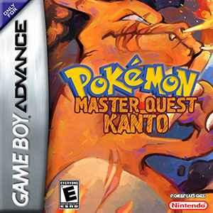Pokemon Master Quest: Kanto (GBA)